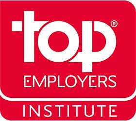 logo de Top Employers Institute France
