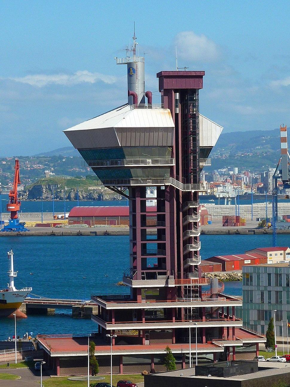 Torre CCS Gijón