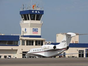 Cabo San Lucas International Airport - Image: Torre de Control