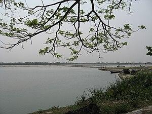 Torsa River - Torsa River near Cooch Behar