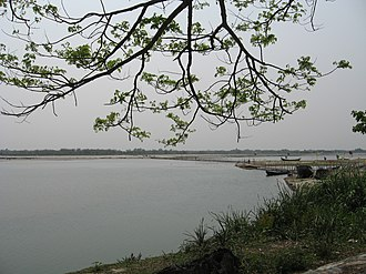 Cooch Behar - Torsa River near Cooch Behar