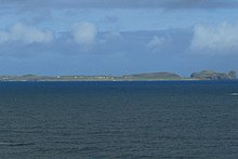 Tory Island - West to east view from 9 miles away - geograph.org.uk - 1181558.jpg