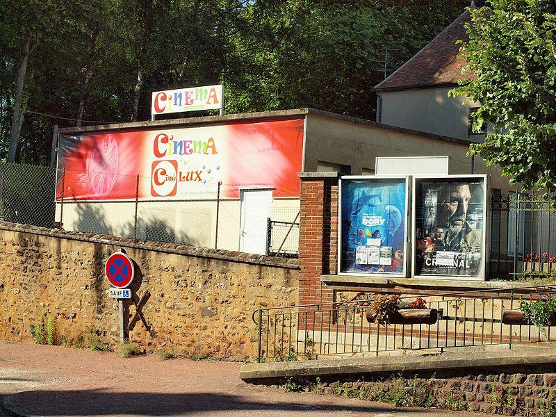 Cinéma de Toucy (Yonne, France)