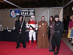 Toulouse Game Show - 501th legion Starwars - 2011-11-26- P1290162