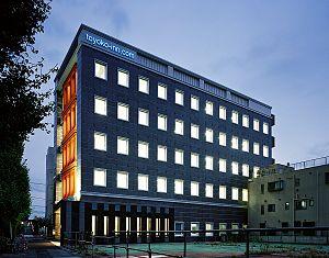 Kamata, Tokyo - Toyoko Inn headquarters in Kamata