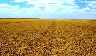 Marsabit - Marsabit is located southeast of the Chalbi Desert.