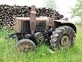Tracteur de la Société Française de Vierzon-dans son jus-à Châtellenot-01.jpg