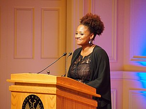 Tracy K. Smith - Smith in September 2017