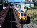 Train leaving Dundalk - geograph.org.uk - 2437459.jpg
