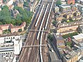 Trains seen from Shard - panoramio.jpg