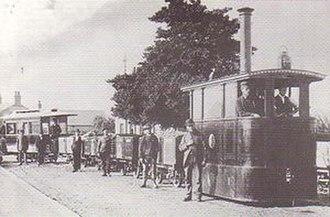 Bilsby - Alford - Sutton Tramway