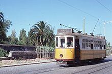 stra223enbahn lissabon � wikipedia