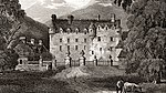 Traquair House in 1814