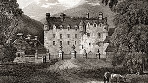 Traquair House 1814