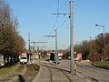 Travaux de la branche vers Vieux-Condé de la ligne B du tramway de Valenciennes en décembre 2013 (246).JPG