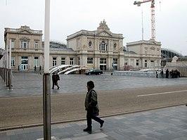 Leuven railway station