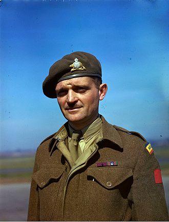 Paul Triquet - Major Paul Triquet c.1944