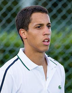 Tristan Lamasine French tennis player