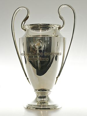 UEFA Champions League - Official trophy.