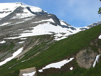 Rindal - The mountain Trollhetta
