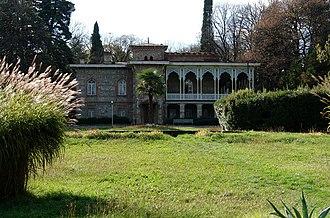 Tsinandali - Tsinandali Palace