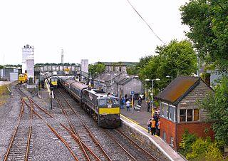 Tullamore railway station
