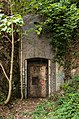 Tunnel entrance, National Library of Wales - Geograph-3886266-by-Ian-Capper.jpg