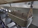 Tupolev Tu-134 HA-LBE baby bassinet.jpg