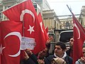 Turkish people protesting the Netherlands.jpg