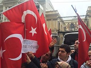 2017 Dutch–Turkish diplomatic incident