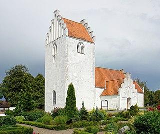 Tuse Village in Zealand, Denmark
