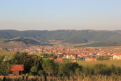 Panorama of Tutin