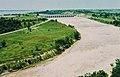 Tuttle Creek Spillway Flooding 1993.jpg