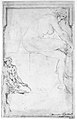 Two Figures in an Architectural Setting- A Female Nude Seated in a Profile View and a Seated Male Nude in a Three-Quarter View with the Left Leg Bent MET 260215.jpg