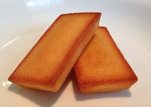 Two rectangular financiers