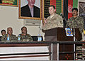 U.S. Air Force Lt. Col. Daniel Marticello, the chief of plans and operations for NATO Training Mission-Afghanistan-Combined Security Transition Command-Afghanistan Deputy Commanding General-Support directorate 130625-N-HU855-011.jpg