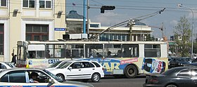 Image illustrative de l'article Trolleybus d'Oulan-Bator