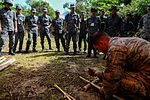 US, Japanese Airmen conduct survival training during Cope North 16 160216-F-CH060-009.jpg
