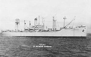 USNS Lt. Raymond O. Beaudoin (T-AP-189)
