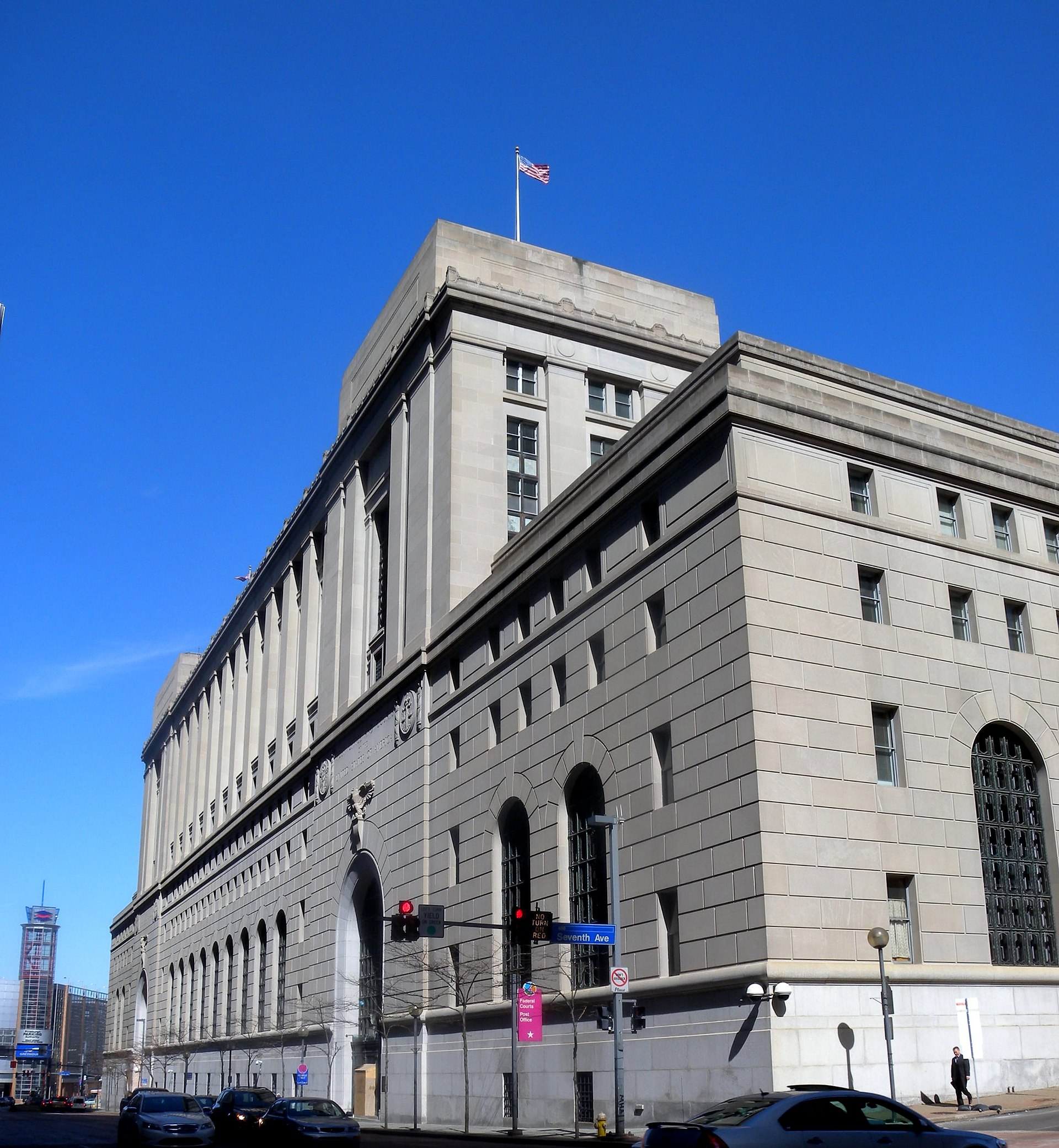 United States Post Office And Courthouse (Pittsburgh