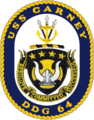 USS Carney DDG-64 Crest.png