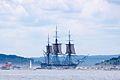 USS Constitution Sails in Boston Harbor 2012.jpg