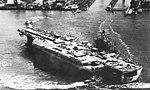 USS Dwight D. Eisenhower (CVN-69) after its launch in October 1975.jpg