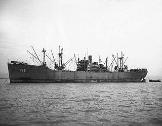 USS <i>Las Vegas Victory</i> (AK-229)
