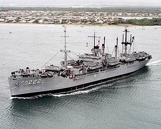 USS <i>Pickaway</i> (APA-222)