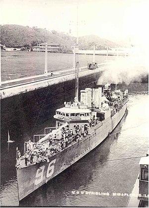 USS Stribling (DD-96)