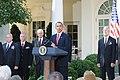 US Army 53603 Veterans stand behind president.jpg