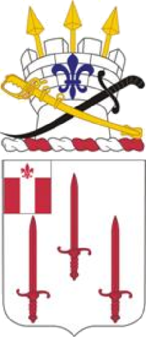 54th Engineer Battalion (United States) - 54th Engineer Battalion coat of arms