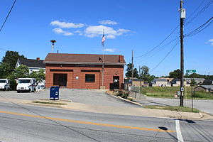 Crittenden, Kentucky - Crittenden US Post Office