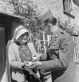 US Troops in An English Village- Everyday Life With the Americans in Burton Bradstock, Dorset, England, UK, 1944 D20134.jpg